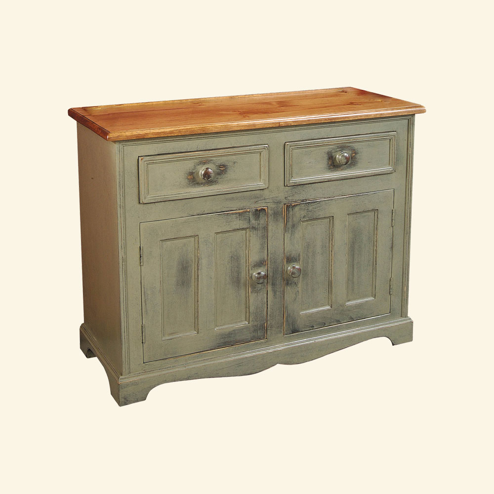 French Country Two Door Buffet