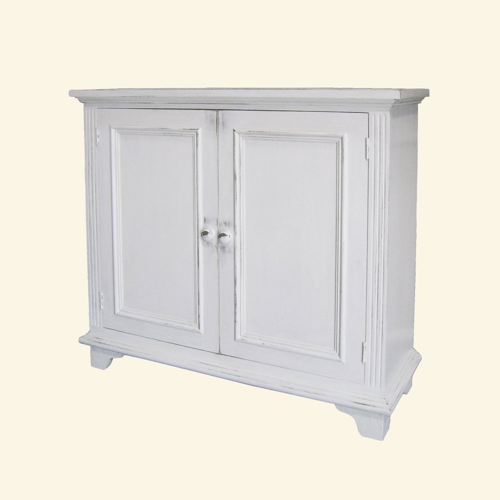 French Country Two Door Tall Buffet
