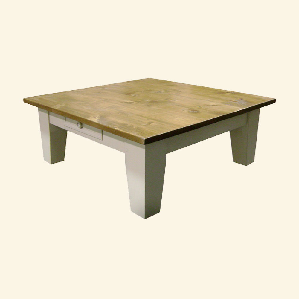 54 inch Square Coffee Table