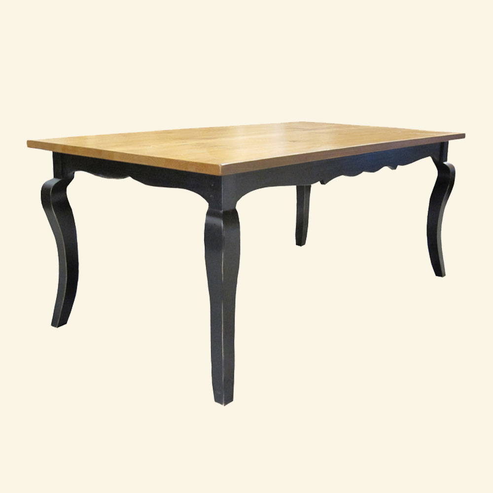 Cabriole Leg Dining Table