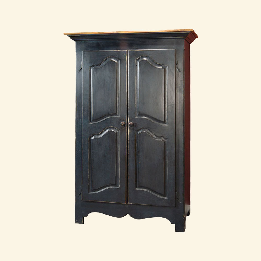 French Country Louis XV Armoire | French Country Bedroom ...