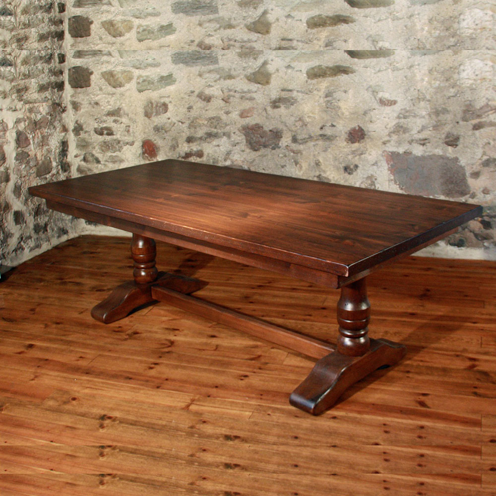 French Country Trestle Table, Room
