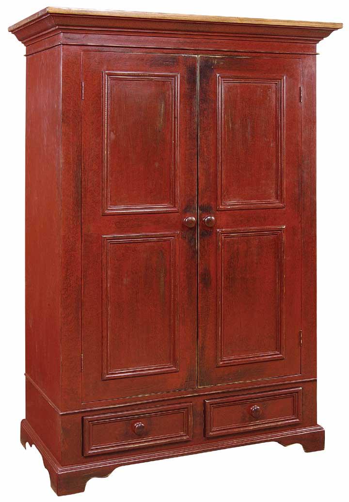 Kate Madison Furniture Barn Red Milk Paint