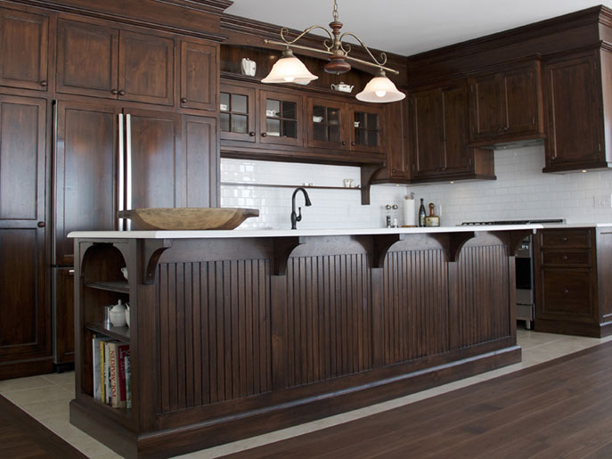 Sequoia Aged Finish Stain Furniture