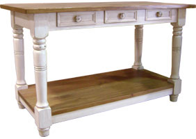Kitchen Island Work Table Kate Madison Furniture