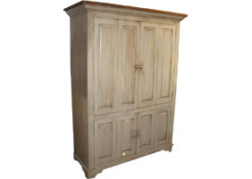 Flat Screen TV Armoire