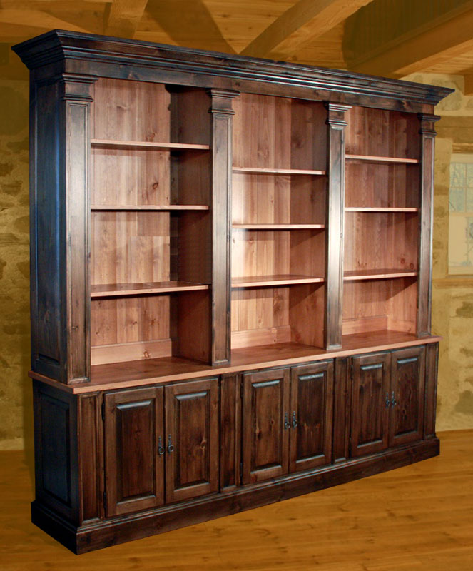 It Is Finished With Walnut Stain The Interior And Top Are Stained In Natural