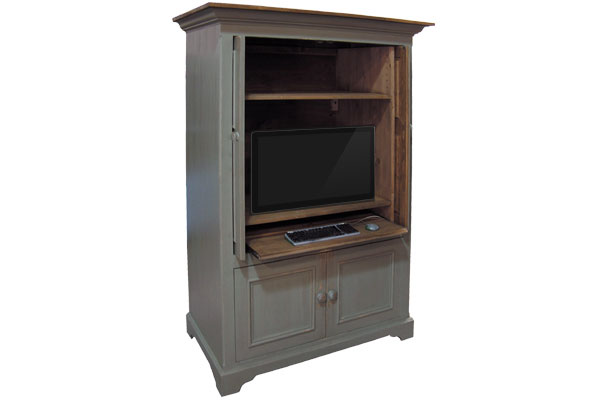 Computer Armoire : Kate Madison Furniture