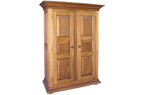 Country French Wardrobe Armore