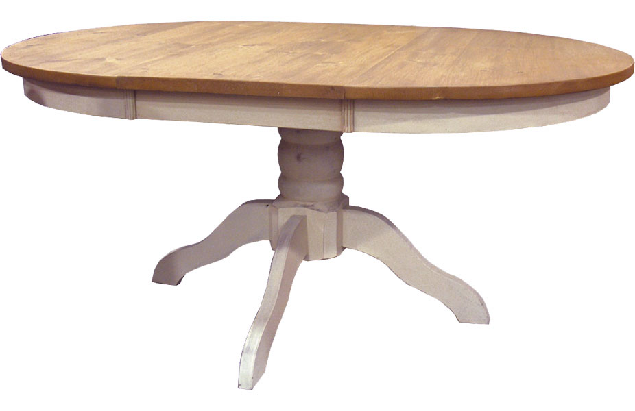 48 Inch Round Pedestal Dining Table With Extensions
