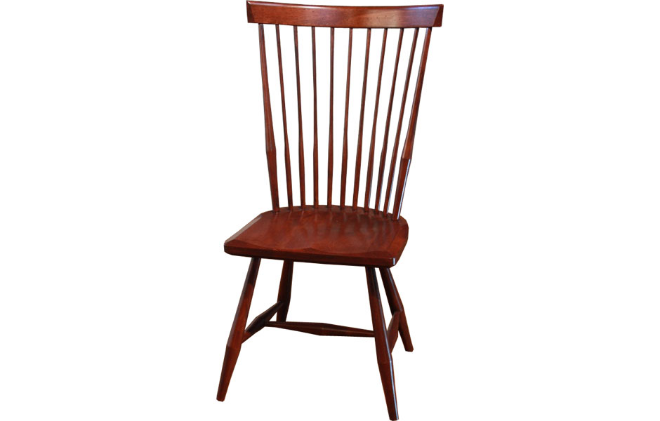 French Country Fan Back Chair Fan Back Dining Chair