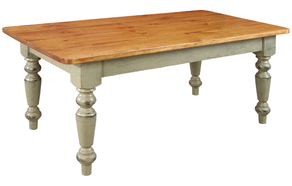 French Country Farm Table  French Country Dining Table  Kate Madison ...