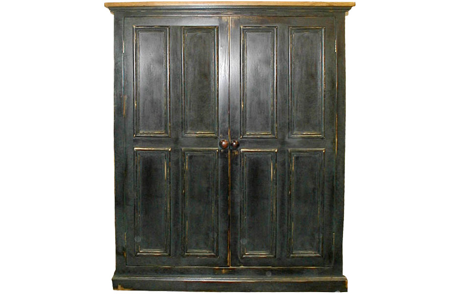 French Linen Cupboard French Country Bedroom Furniture