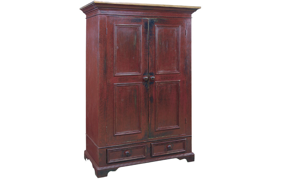 French Country Garde Robe Armoire French Country Bedroom