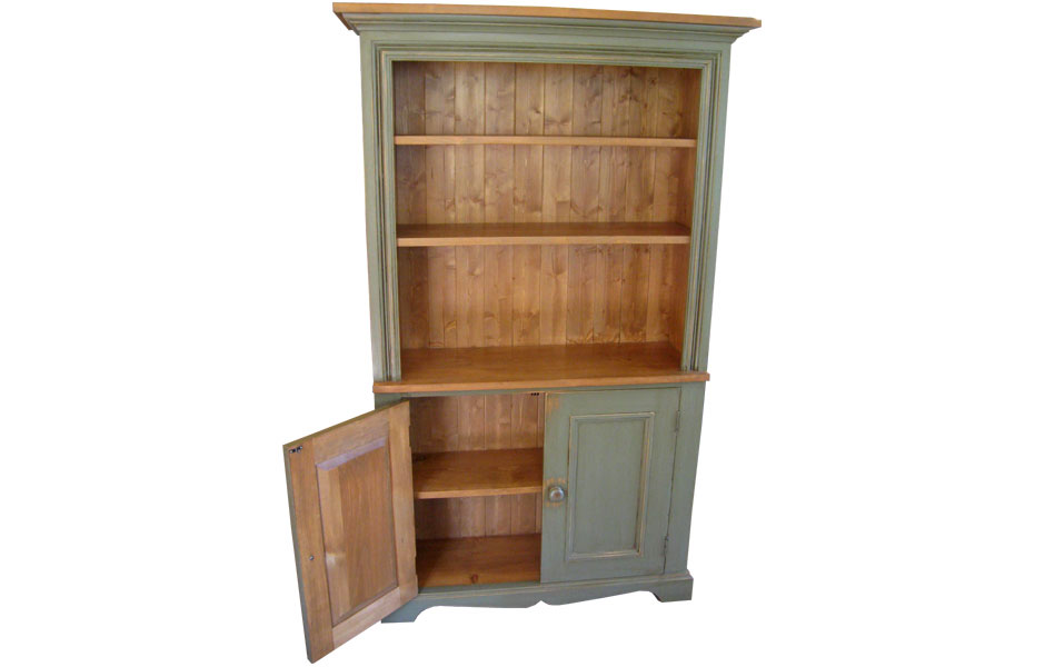 Hutch Bookcase Kate Madison Furniture