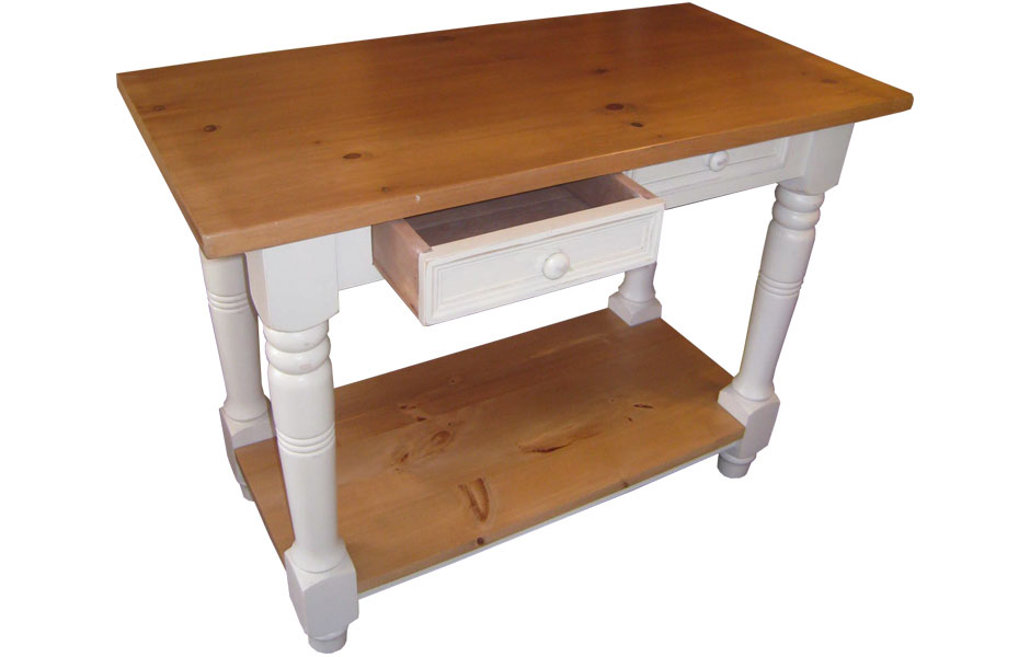 Kitchen Island 48 Inch kitchen island work table | kate madison furniture