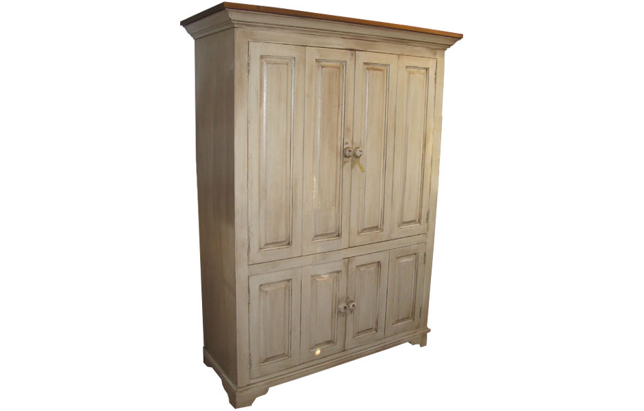 Flat screen tv armoire kate madison furniture for Armoire tv