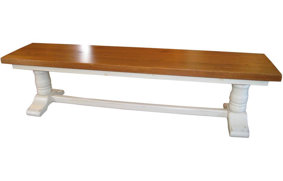 Trestle Bench Kate Madison Furniture