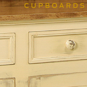 French Country Cupboards
