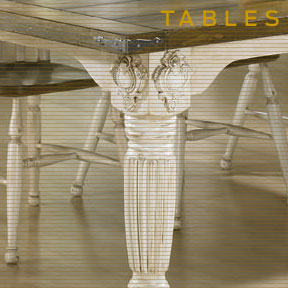 French Country Dining Tables