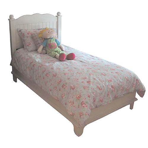 French country platform bed made in country french style for French country style beds