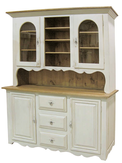 Country french hutch french country furniture kate madison
