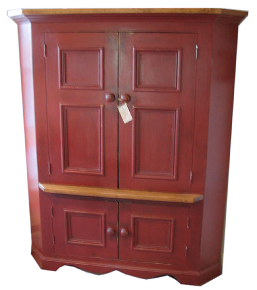 Kate madison furniture winter sale corner tv armoire for Armoire tv