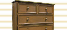 Five Drawer Bureau