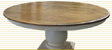 72 inch Round Pedestal Table