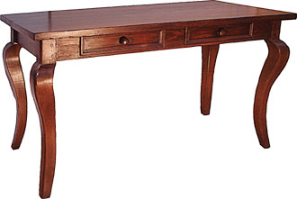 Cabriole Leg Writing Desk