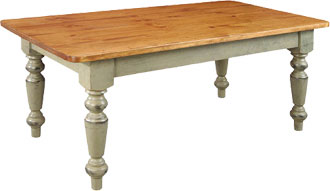 French Country Farm Table