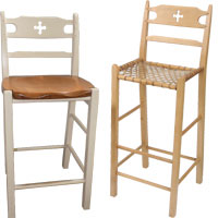 French Country Paysanne Barstool