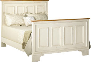 French Country Beds Headboards And Platform Beds Kate Madison - French country bed