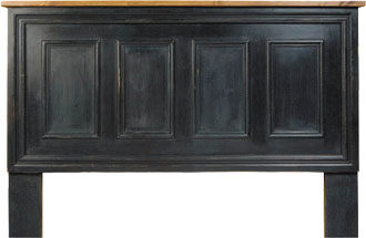 Raised Panel Headboard