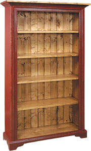 Six Foot Bookcase