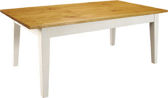 Square Leg Dining Table