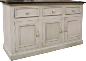3 Door Sideboard