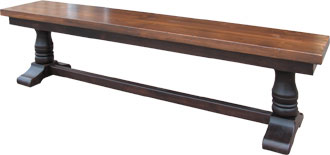 French Country Benches Kate Madison Furniture - French country bench